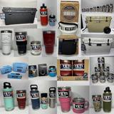 New Yeti Drinkware & Coolers Customer Appreciation Timed Auction