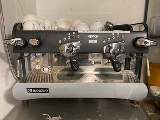 VA 5 YEARS OLD RESTAURANT EQUIPMENT AUCTION LOCAL PICKUP ONLY