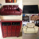 Clean West Omaha Household Relocation Timed Online Auction