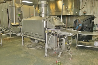FOOD PROCESSING EQUIPMENT