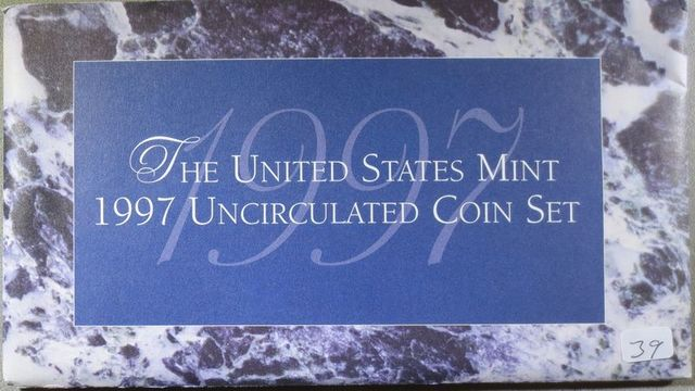 US MINT PROOF COIN SETS 1972,81,82,83,84,87,88,89,90,91,92,94,95,96 /& 97.