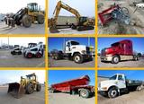 Eastern Nebraska's Large Late Model Truck, Trailer, Construction & Farm Equipment Auction