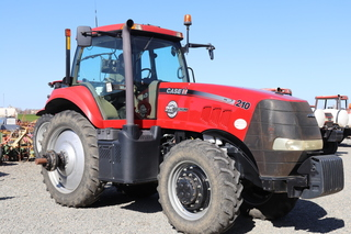 CASE/IH 210 AFS tractor MFWD