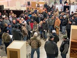 Live Monthly Building Material Auction