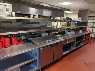 Restaurant Equipment Online Auction