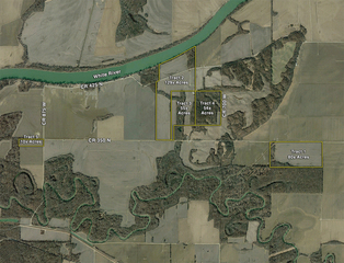 336 +/- ACRES OFFERED IN (5) TRACTS
