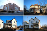 Indiana - 80 Properties in Madison and Delaware Counties
