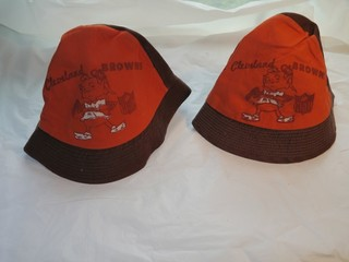 "Cleveland Browns ""Elf"" Hats"