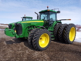 FARM EQUIPMENT REDUCTION AUCTION