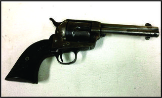 Antique 1890 Colt .45 Single Action Army (SAA)