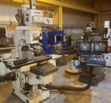 Hurco Hawk 5M CNC Vertical Mill