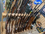 SPRING FIREARM - AMMUNITION - KNIFE & MORE ONLINE ONLY AUCTION