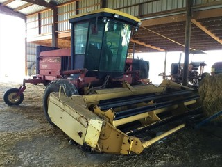 NH 2450 swather