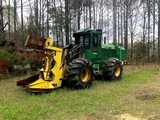 US Bankruptcy Court Auction - Pulpwood Heavy Equipment