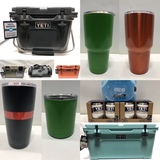 New Yeti Drinkware, Coolers & Accessories Timed Online Auction