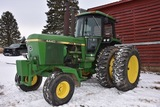 Farm Machinery Auction: Saturday Morning, July 25th @ 10 A.M.