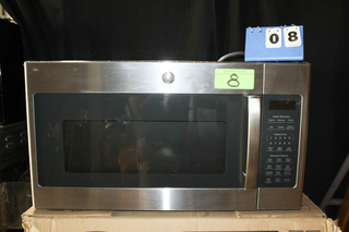 GE JVM7195SK1SS 1.9 Cu. Ft.  Microwave Oven