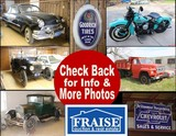 Online Only Antique & Collectible Car Auction