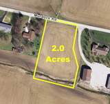 2 Acre Lot - Murdock Road, Cedarville