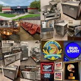 The Sandbar Grille Timed Online Business Liquidation Auction