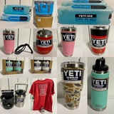 New Yeti Products - May 17th
