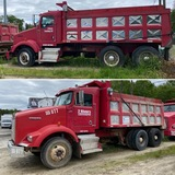 AUCTION - KENWORTH DUMP TRUCKS