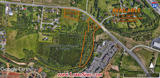 7.2+/- AC for Commercial Development on Manson Pike in Murfreesboro