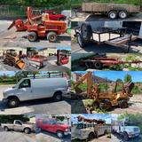 Commercial Electric Business Liquidation Live Onsite Auction