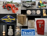 Huge 1-Day Multi-Party Online Only Auction