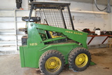 John Deere 125 (skid steer),  Wood Working Tools,