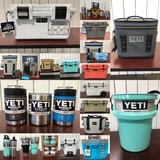 New YETI Coolers, Drinkware Timed Auction