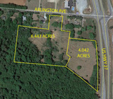 10.485 ACRES COMMERCIAL PROPERTY BLAKELY, GA