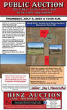 200 ACRES NEAR CORN, OK