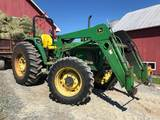 #1221 - John Deere Tractors & Horse Farm Equipment