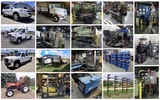 Surplus Equipment & Vehicle Live & Online Auction
