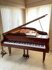 Only Only Auction Of Classic Grand Piano, Artwork, & Furniture