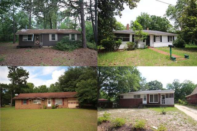 80+ Properties in South Carolina: