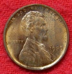 Lot# 1 - 1909 VDB Lincoln Wheat Cent: