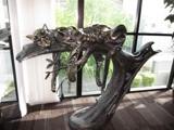 FDIC AUCTIONS!! HIGH END EXECUTIVE OFFICE FURNITURE/ FINE ART / FINE ART SCULPTURE AND MORE!!