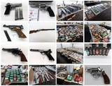 Firearms - Ammunition - Collectible Ammo - Western Art - Gun Cases Estate Online Only Auction