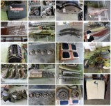 Online Only 1950's & 60's Ford Car Parts Auction