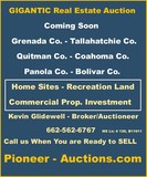 Coming Soon - Gigantic Real Estate Auction