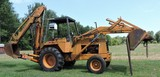 Backhoe - Tractor - Tools - Household