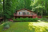 FOR SALE Hunter's Wildwood Retreat Home in Alderson, WV
