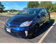 Online Only Auction of 2015 Toyota Prius
