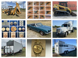 October 10th General Consignment Auction