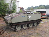 Military Vehicles & Machine Shop Items