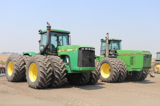 JD 9400 and JD 8870