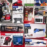 Big Box Store Closeouts & Store Returns Online Auction