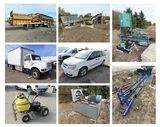 Online Only Surplus Equipment Auction